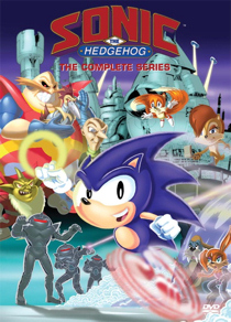 Sonic the Hedgehog: The Complete Series